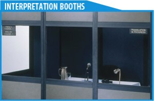 Interpretation Booths