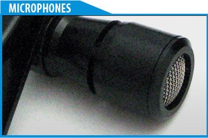 tiles-microphones
